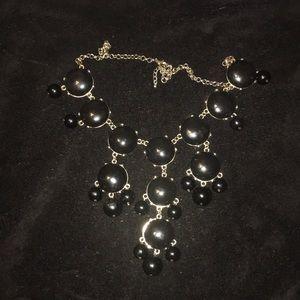 Bubble Statement Necklace
